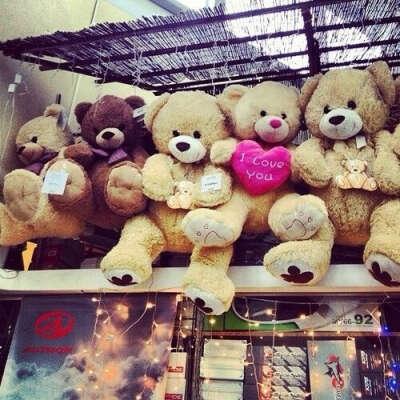 Много игрушек*