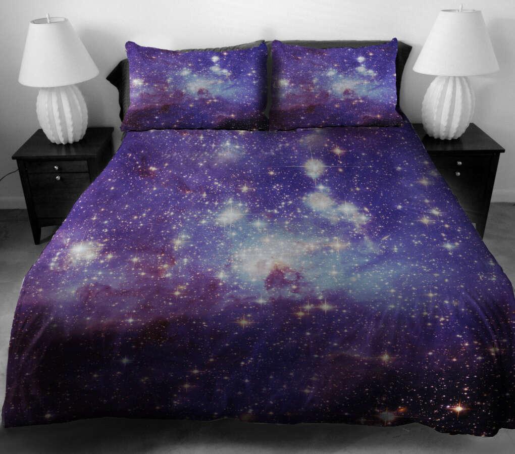 Звездное постельное белье