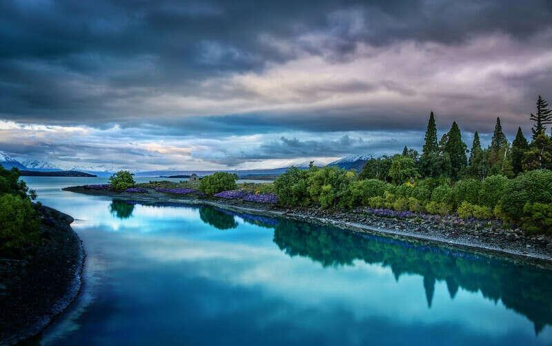 Посетить Новую Зеландию
