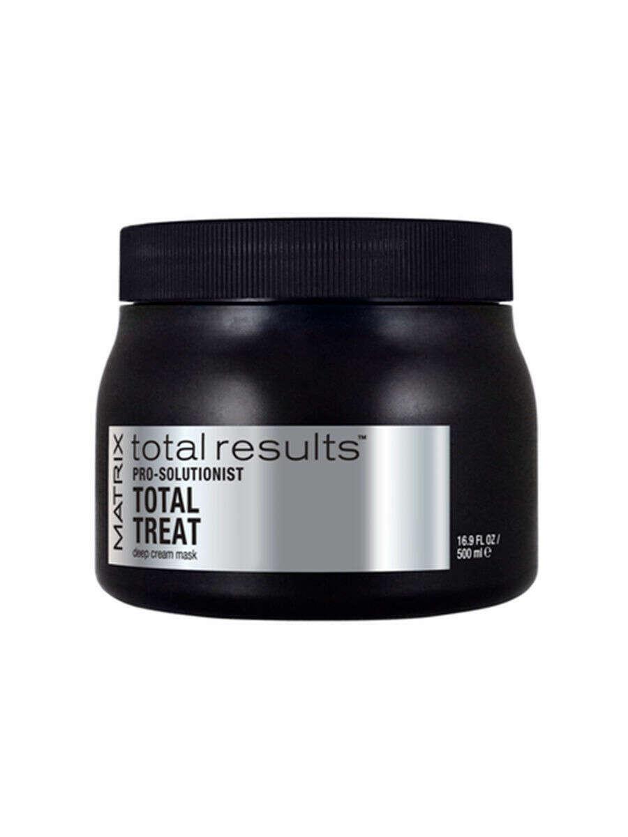 MATRIX / Крем-маска PRO SOLUTIONIST TOTAL TREAT для экспресс-восстановления волос