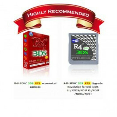 R4i SDHC 3DS RTS  Buy R4 Card for Nintendo 2DS,3DS,3DS XL,DSI,DSI XL,DS Lite