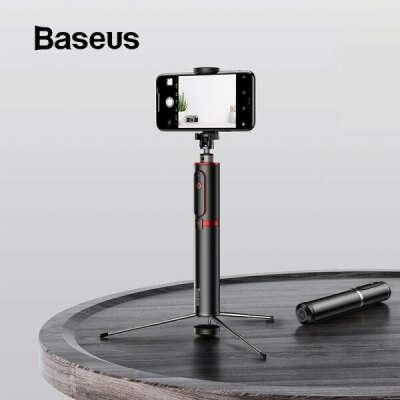 Baseus Bluetooth портативный ручной Штатив для телефона