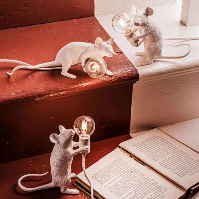 Мыши лампы