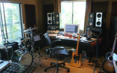 Хочу домашнюю студию звукозаписи!