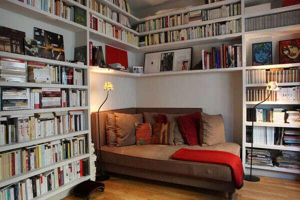 Жизнь должна быть наполнена книгами, которые наполнены жизнью.