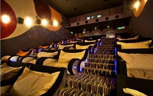 Посмотреть кино в vip-зале