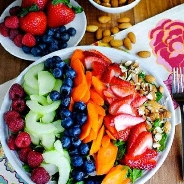 Хочу много фруктов!!