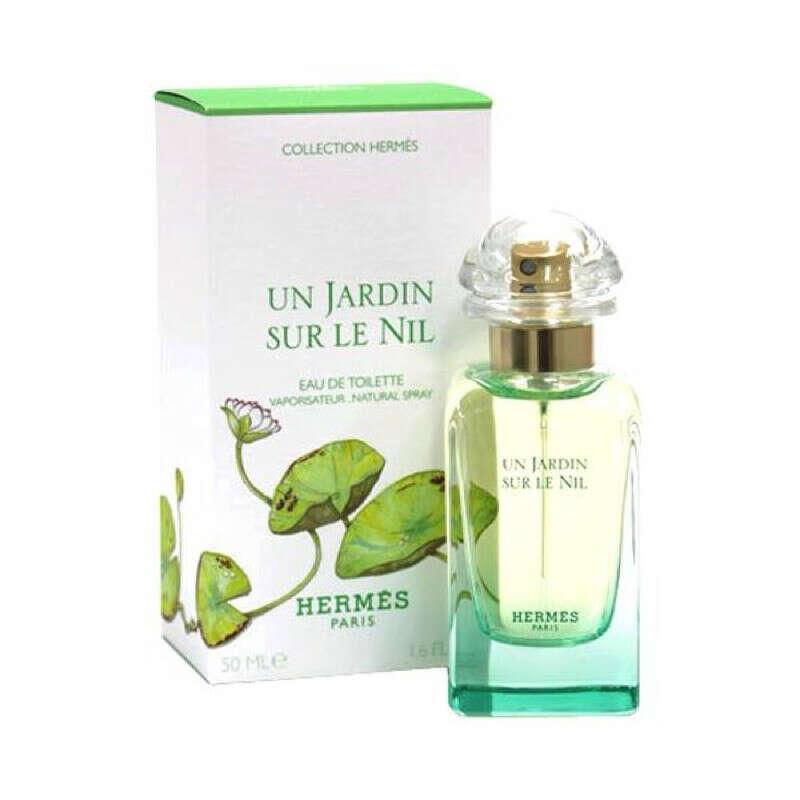 Духи «Un Jardin Sur Le Nil Hermes»