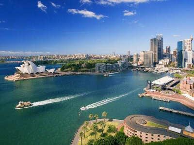 В Австралию