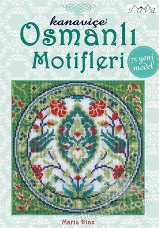 Kanaviçe Osmanlı Motifleri Kitap  İndirimle Satın Al