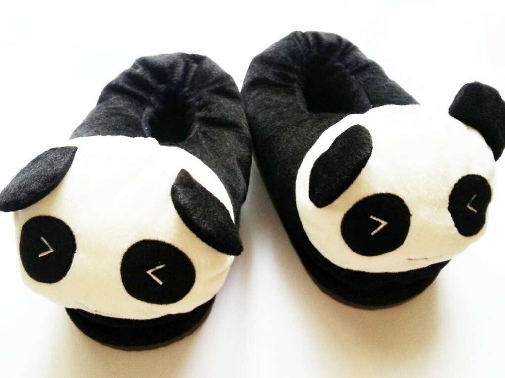 Тапочки панды