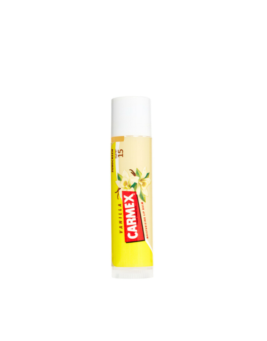 Carmex Vanilla Ultra Moisturising Lip Balm SPF 15