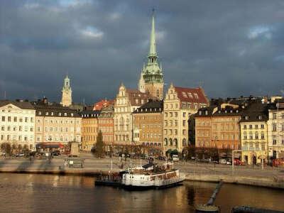 Побывать в Таллине