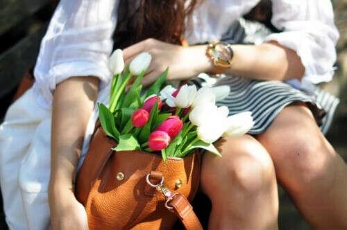 Цветы без повода и без