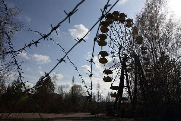 Поездка в Зону Отчуждения (Припять, Чернобыль)