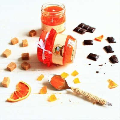 Странное варенье (джемы, конфитюры, мармелады...) и соусы