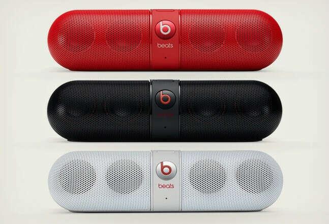 Беспроводные Bluetooth колонки Beats Pill