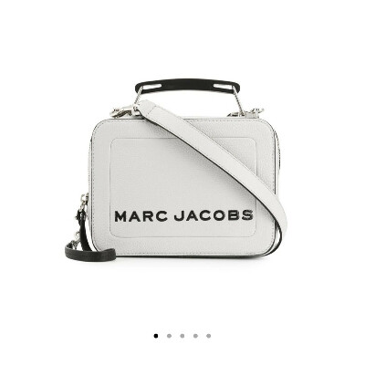 Каркасная мини-сумка The Box. Marc Jacobs