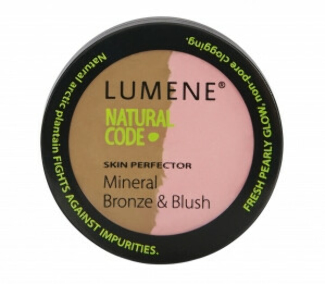 Lumene Skin Perfector Средство 2в1: Бронзирующая пудра и румяна
