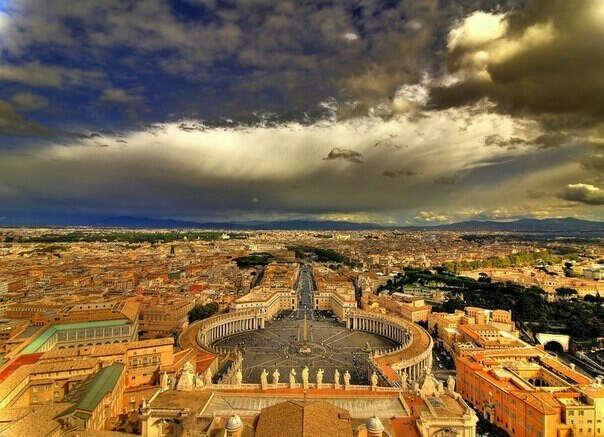 Побывать в Риме