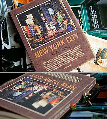 Блокнот New York (L)