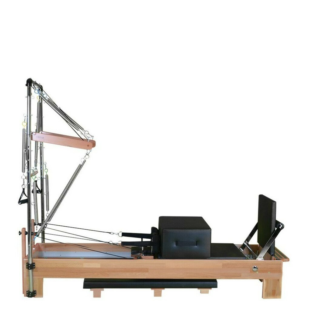 PILATES REFORMER WITH TOWER VINTAGE