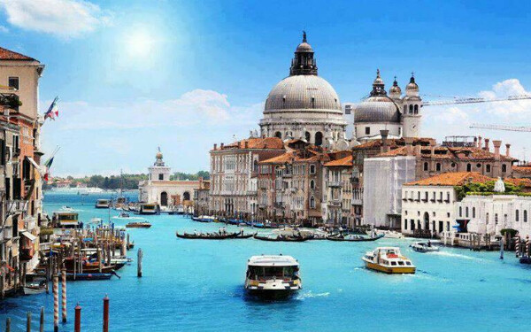 Италия, Венеция.