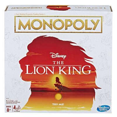 Монополия Король Лев