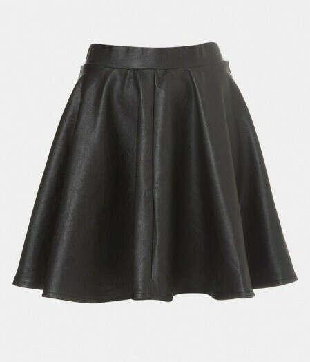 Хочу кожаную юбку