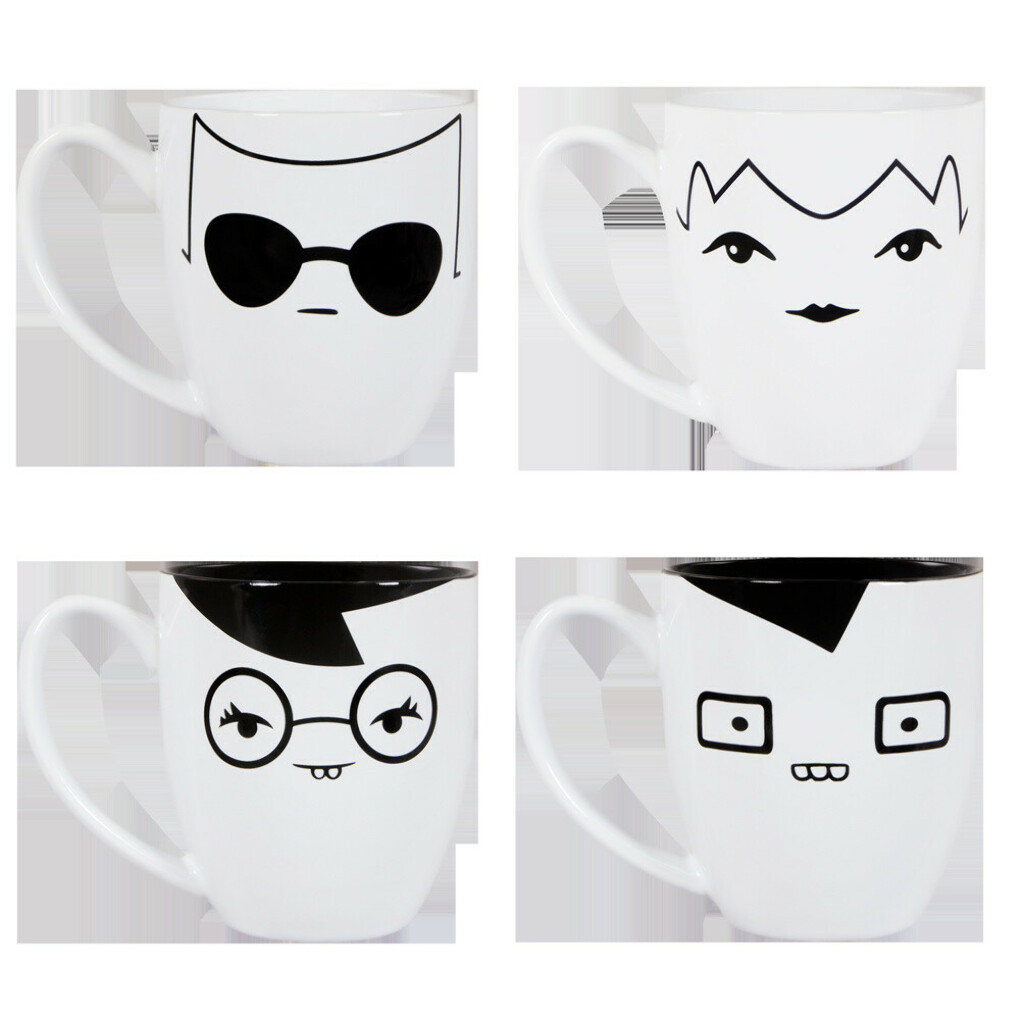 FOR FANS BY FANS:Homestuck Beta Kids Character Mugs