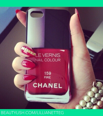 chanel case for iphone