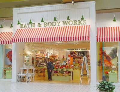 Посетить магазин Bath and body works