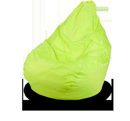 Кресло-мешок «Груша», XXL, лайм