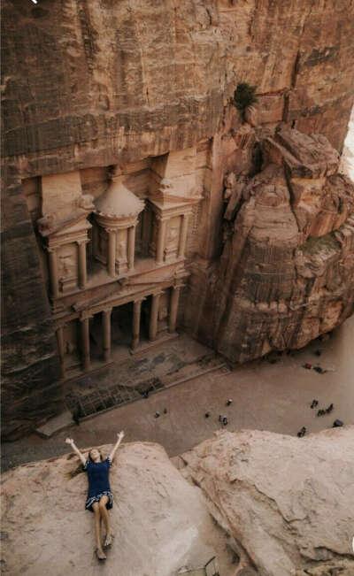 Побывать в Иордании, Петра