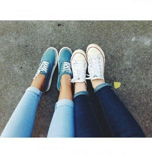 Накопить себе на пару обуви convers\vans