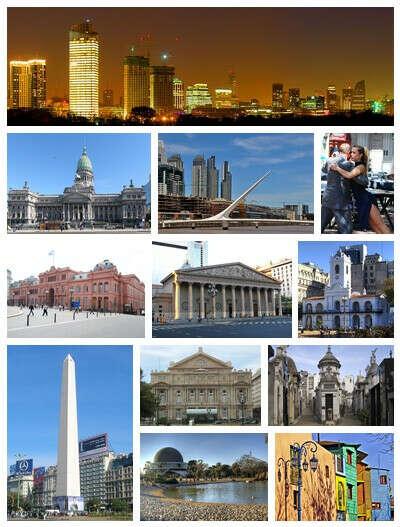 Путешествие по Аргентине