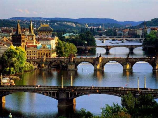 Поехать в 10дневный тур Чехия-Польша