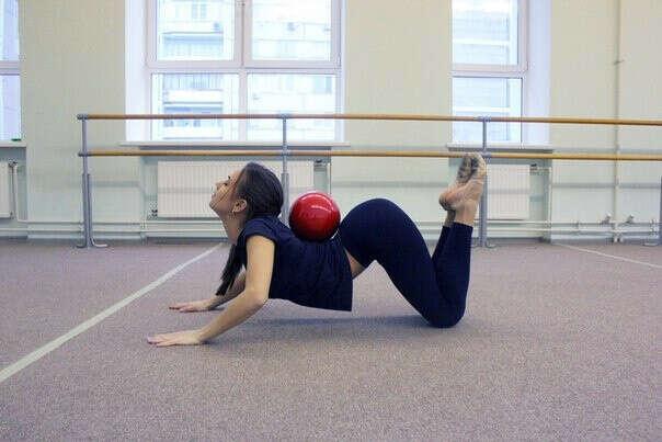 Художественная гимнастика для взрослых