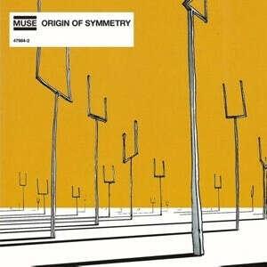 Виниловая пластинка Muse - Origin Of Symmetry