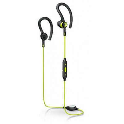 Наушники Philips ActionFit SHQ7900CL/00 Bluetooth Carbon Lime