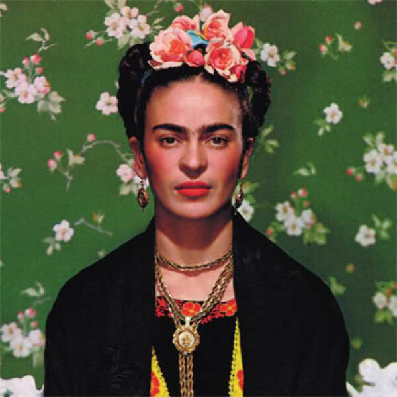 Сходить на выставку картин Фриды Кало