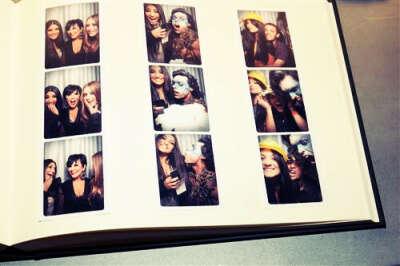 фотографии из фотобудки