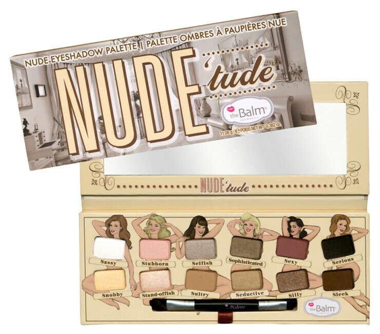 Nude 'Tude® Nude Eyeshadow Palette