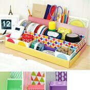 Набор коробочек для хранения мелочей Box in box (разные дизайны) / Playground