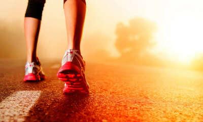 Resume  jogging