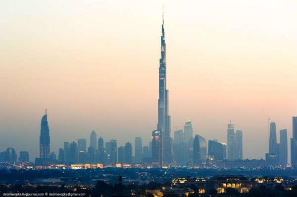 Хочу переехать жить в Дубаи