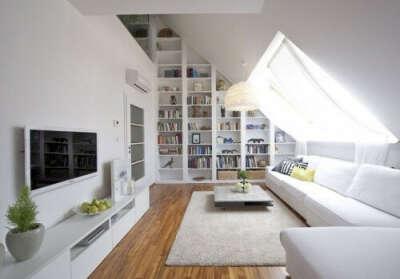 Комнату под крышей