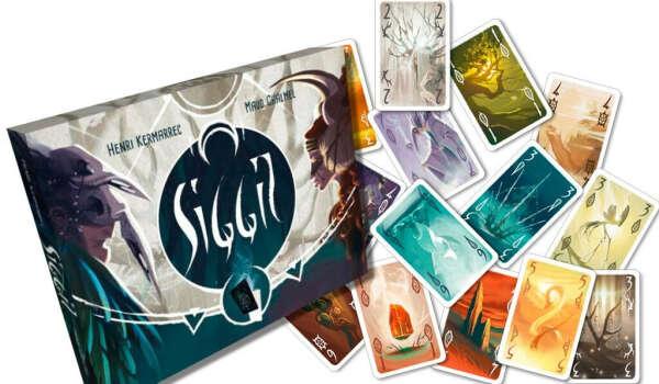 Карточная игра Сиггил (Siggil)