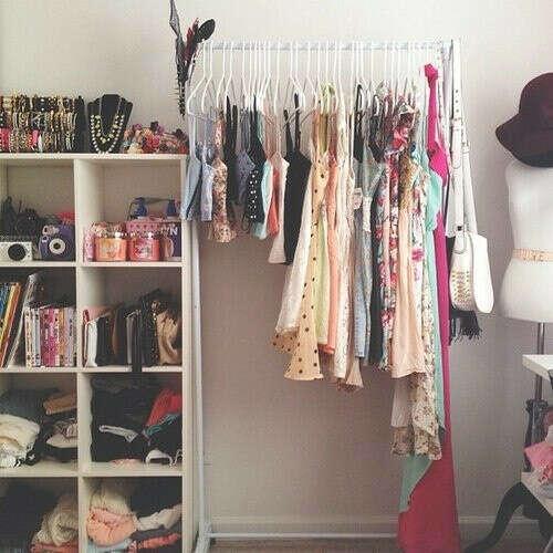Женственный гардероб