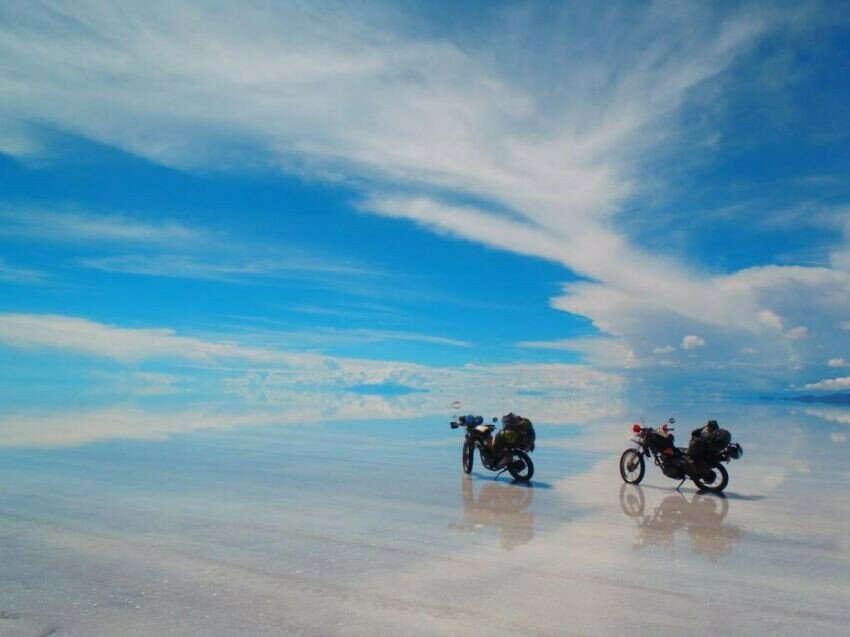 Поездка на Солончак Уюни в Боливии